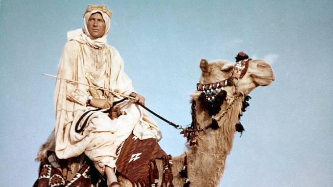 Postava Lawrence z Arábie byla Peterova životní role.