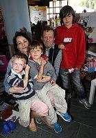 Taková krásná rodina to byla.
