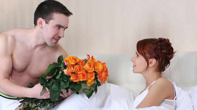 Květinou se nikdy nic nezkazí. Tím ovšem moderní gentleman teprve začíná.