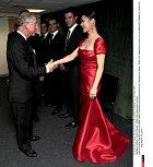 Catherine Zeta-Jonesová a Charles se oficiálně setkali už několikrát