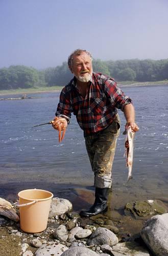 Je libo čerstvého lososa?