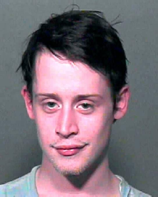 Macaulay Culkin byl v roce 2004 zatčen za držení marihuany
