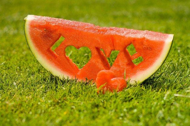 Meloun milují všichni.