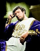 Jako císař Nero vefilmu Quo Vadis (1951)