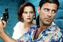 Ústřední dvojice ze seriálu Vražedné pobřeží. Pamatujete?