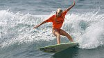 Ještě jako zdravá surfařka
