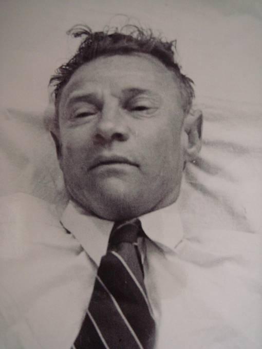 Nebožtík, který zamotal hlavy policistům.