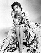 Mexickou krásku Katy Juradovou si vzal vroce 1959.