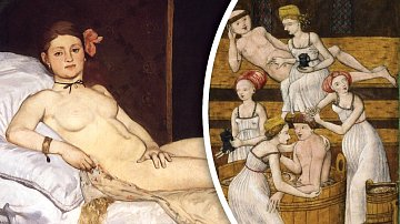 Středověké prostitutky se ve volném čase věnovaly na tehdejší poměry šokujícímu koníčku.