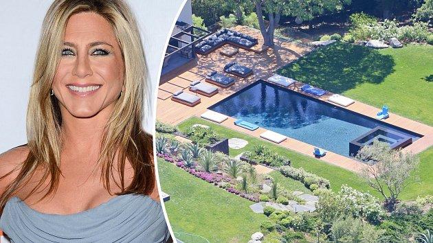 Jennifer si za vydělané miliony dolarů pořídila opravdu luxusní sídlo!