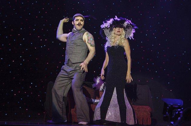 Russell Bruner je jeden znejlepších tanečníků.