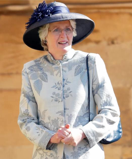 Princezna Diana sestra Jane Fellows