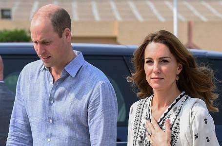 Kate Middleton s princem Williamem
