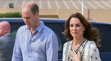 Kate Middleton s princem Williamem
