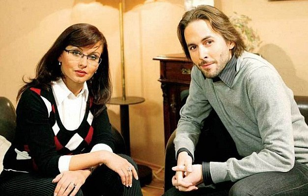 Daniel Bambas hrál sDanou Morávkovou už ve Velmi krehkých vztazích.