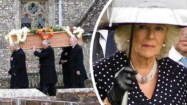 Vévodkyně z Cornwallu zažila další překvapivé zklamání.
