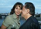 Svou ženu Gott velmi miloval od prvního dne...