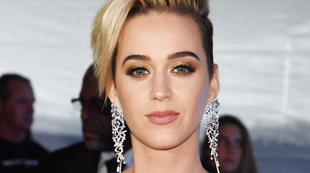 Katy Perry se na chvíli na kariéru vykašlala.