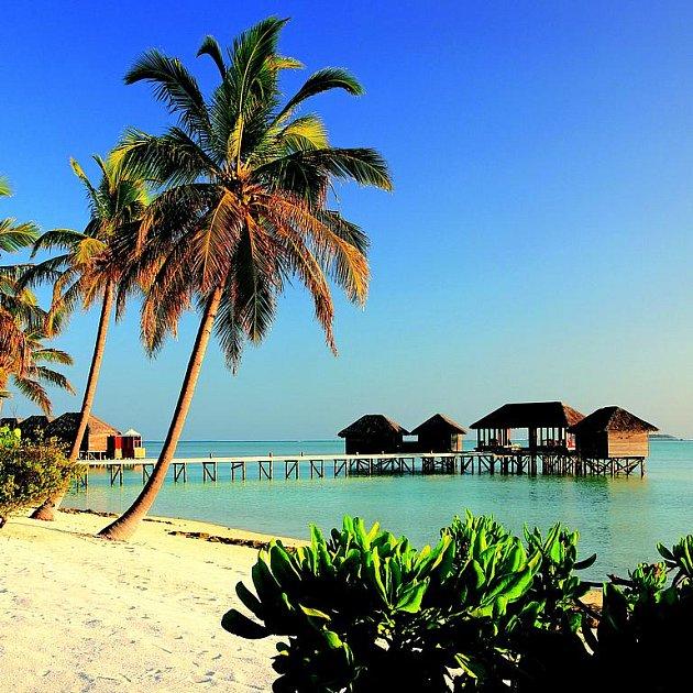 Maledivy jsou považovány za jednu z nejromantičtějších zemí planety.