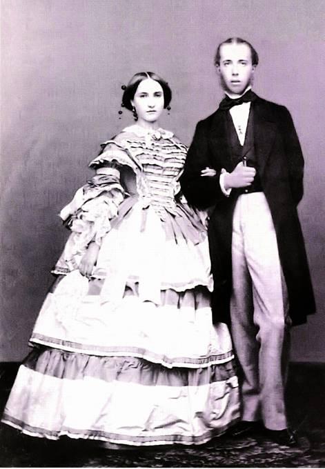 Maxmilián zahynul v Mexiku, manželka Charlotta zešílela.