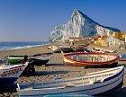 Gibraltar je ideálním cílem pro výlet.