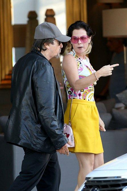 Meital Dohan, Al Pacino