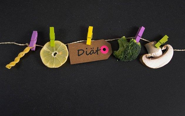 Dieta neznamená trápení, ale stravovací návyky.