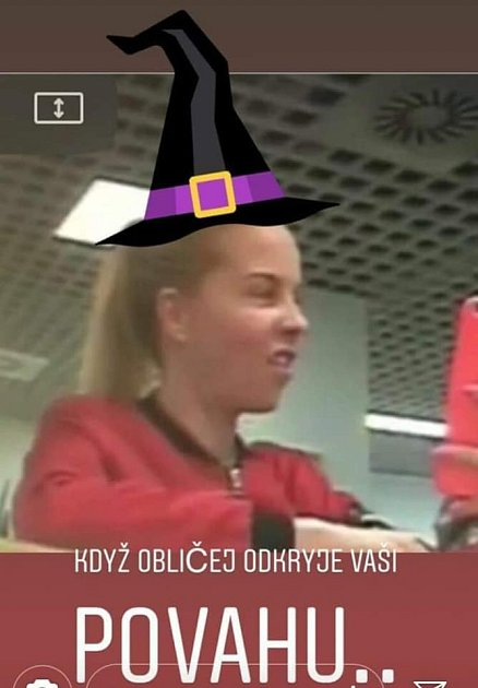 Veronika Řepková má zKristelové jenom srandu.