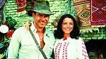 Ve filmu Indiana Jones a Dobyvatelé ztracené archy sekundovala Harrisonu Fordovi půvabná Karen Allen.