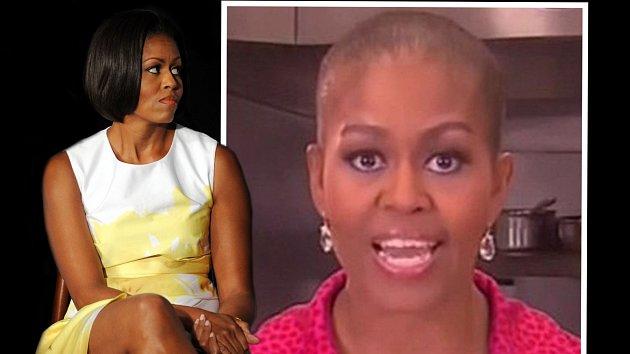 Michelle Obamová dvakrát jinak. Je to vůbec možné?