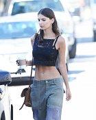 Emily Ratajkowski načapali tento týden v LA na nákupech.
