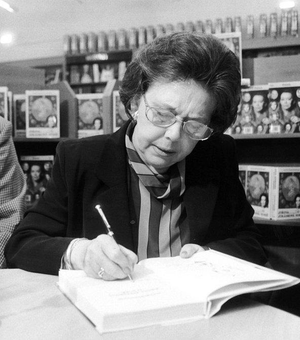 Jak šel čas s Jiřinou Jiráskovou: V roce 1998