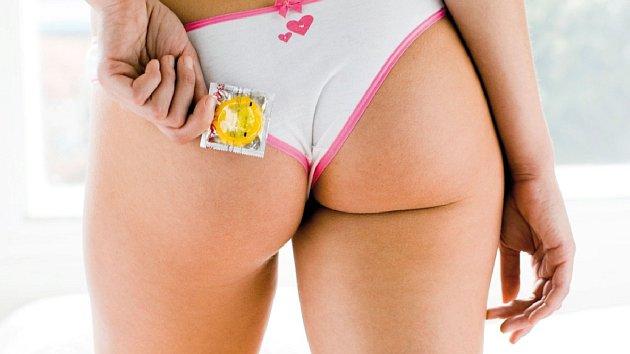Kondom je spolehlivý pomocník, ale pouze poprvé.