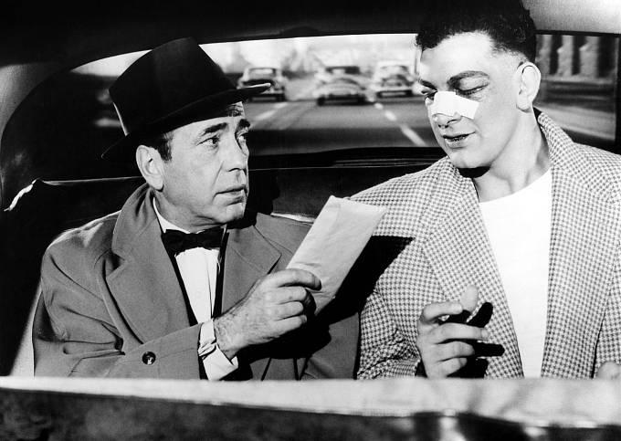 Poslední role vefilmu zboxerského prostředí Tím hůř, když padnou (1956)