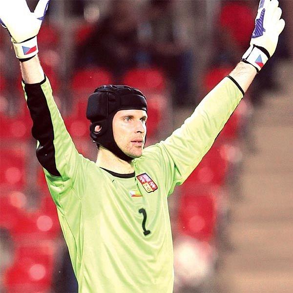 V reprezentačním dresu Čech sice nezářil, přesto je fotbalovým králem.