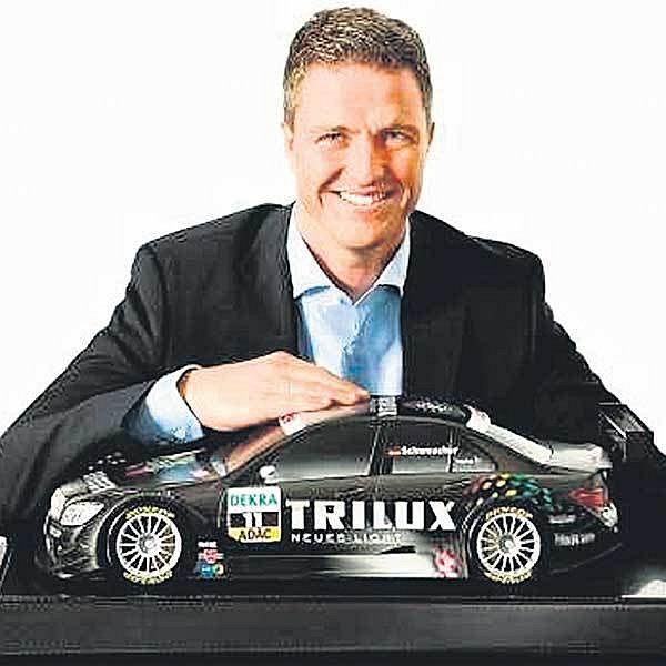 Mladší ze Schumacherů zatím představil jen model svého vozu.