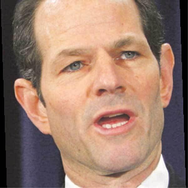 Senátor Eliot Spitzer