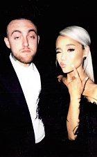 Ariana Grande a Mac Miller