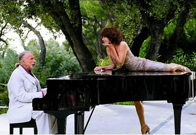 Komedie Tak trochu manželé (2003) nebyla jejím prvním setkáním sPierrem Richardem. Objevili se také vefilmu Hořčice mi stoupá donosu (1974).