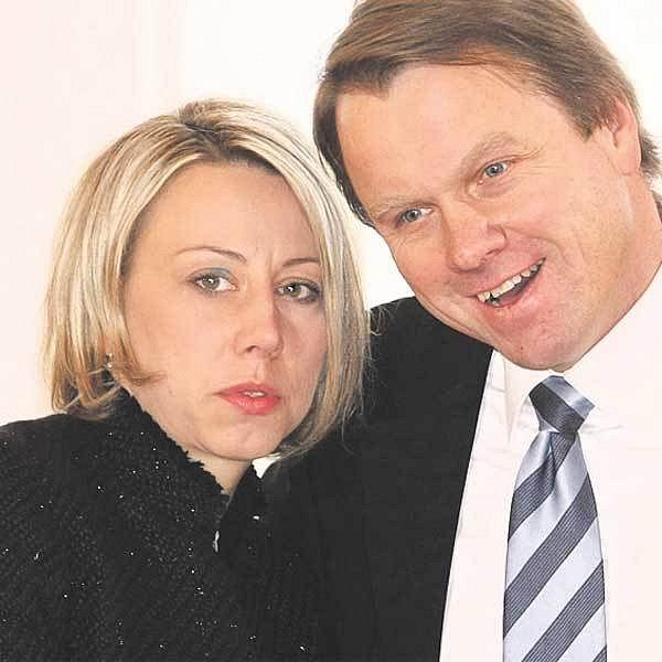 Kateřina Jacques & Martin Bursík