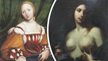 Takto si Lais představovali renesanční malíři.