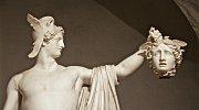Perseus s hlavou Medúzy