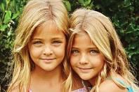 Ava a Leah jsou výjimečně hezké.