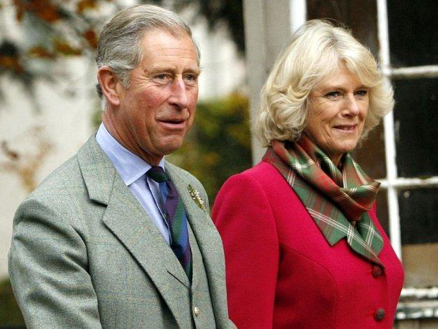 Camilla Parker-Bowles a princ Charles