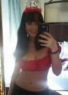 Jasmine a její selfie