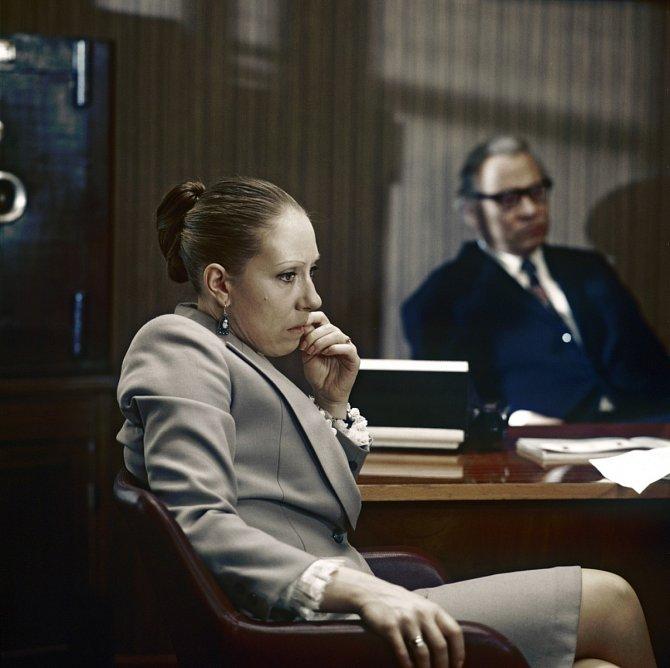 Drama Prosím o slovo (1975). Takový Muž na radnici vsukních.