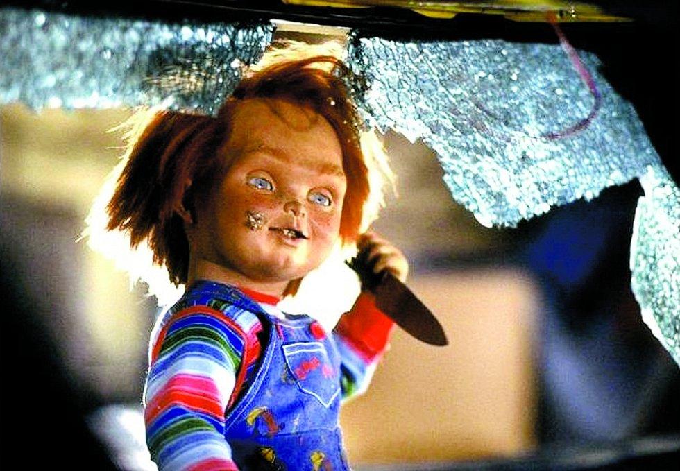 Panenka Chucky je hlavní postavou slavné hororové série.
