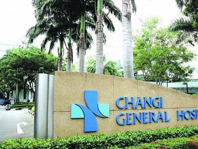 Nemocnice vChangi je opředena záhadnou energií.