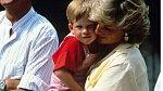 Matčina smrt prince Harryho naprosto zničila.