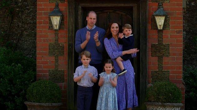Princ William srodinou